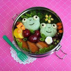 Froggy Bento