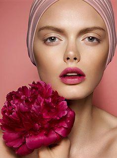 Judy Casey - News - Bobby Bujisic - New Beauty November 2014 Beauty Make Up, Hair Beauty, Flower Makeup, Beauty Shoot, Beauty Photoshoot Ideas, Makeup Portfolio, Beauty Portrait, Beauty Editorial, Beauty Photography