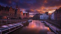 Gent, Belgium by Iván Maigua on 500px