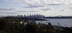A view of Sydney from Manly - NSW Australia [OC] [4584  2131]