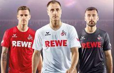 camisetas de futbol online 2018: Camisetas de futbol FC Koln 2017