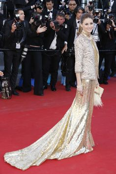 Olivia Palermo - 'The Immigrant' Premieres in Cannes