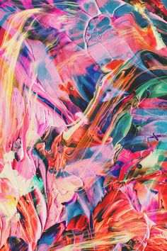 96 custom pieces of abstract art created by remixing several different abstract paintings. These gorgeous textures are perfect for your next design project. Colorful Wallpaper, Wallpaper Backgrounds, Painting Wallpaper, Stock Art, Aesthetic Collage, Collage Art, Aesthetic Wallpapers, Abstract Art, Instagram