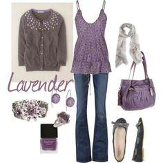 ♥ lavender!