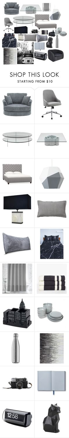 """""""Luther's Room(Luther Russo)"""" by xenaolympus ❤ liked on Polyvore featuring interior, interiors, interior design, home, home decor, interior decorating, SCP, Pottery Barn, Petunia Pickle Bottom and Room Essentials"""