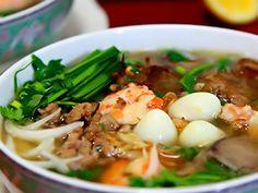 Hu Tiu My Tho - Tien Giang http://yesvietnam.info/am-thuc/hu-tiu-my-tho/