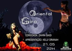 GIRO ORIENTAL com Kelly Orianah – Entrevista com Zahra Saidi Virtual Community, Online Web, Cybergoth, Second Life, Indie, Music, Movie Posters, Interview, Musica
