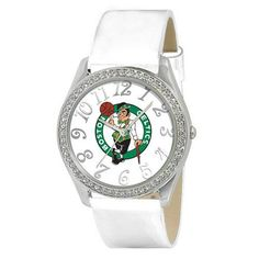 Boston Celtics NBA Ladies Glitz Series Watch