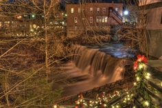Chagrin Falls,Ohio