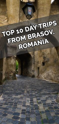 Here are the top day trips from Brasov. Amazing tours from brasov like Bran and Sighisoara that you can't afford to miss! Travel Around Europe, Europe Travel Tips, European Travel, Travel Around The World, Travel Destinations, Albania Travel, Slovenia Travel, Croatia Travel, Finland Travel