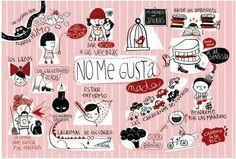 #nomegusta