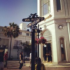 Rodeo Drive of Beverly Hills, California 2012.05.18