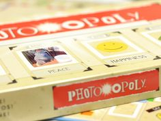 Just like the original... Only way more awesome. Customize your own board game with your photos!
