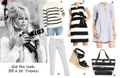 #fashion #trend #summerstyle  Get the St. Tropez look! <3