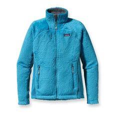 Patagonia Women's R3® Hi-Loft Jacket.  REPREVE®. It's What's In It™.