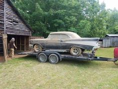 Cool Cars & Car Photography — Barn find Chevrolet Bel Air, Barn Finds, Car Photography, Car Car, Sport Cars, Custom Cars, Concept Cars, Cars And Motorcycles, Cool Cars