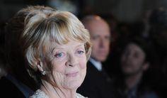 Maggie Smith foi informada que tinha cancro aos 73 anos.