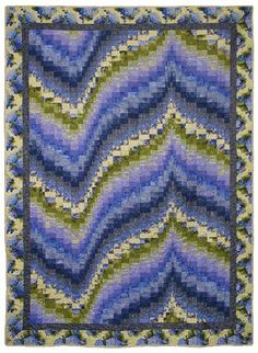 'Spring is in the Air' by Pamela Groube. 2009 Auckland Patchworkers and Quilters Guild.