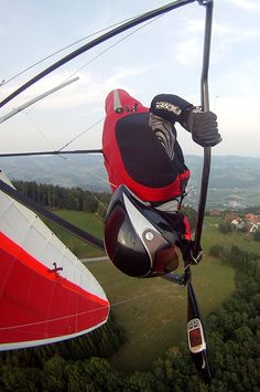 Hang Gliding Fly Plane Parasailing Ice Climbing Skydiving Extreme Sports Gliders