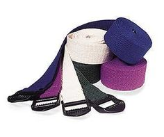 Yoga 8 Stretching Strap 8 Feet Purple DRing ** Check this awesome product by going to the link at the image.(This is an Amazon affiliate link)