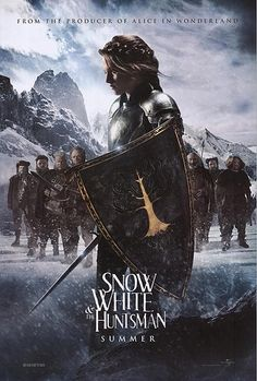 Snow White and the Huntsman Rupert Sanders Kristen Stewart Chris Hemsworth Charlize Theron Sam Claflin 2012 Movie, See Movie, Movie Tv, Movie List, Charlize Theron, Kristen Stewart, Huntsman Movie, Snow White Huntsman, Snow White