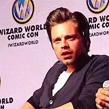 Sebastian Stan Confused GIF - SebastianStan Confused Smile - Discover & Share GIFs
