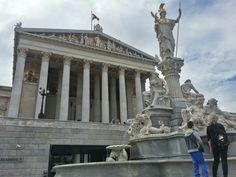 Parlament. Vienna