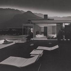 Kaufmann House by Richard Neutra