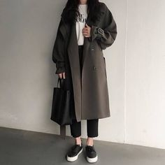 """f o l l o w for asian / korean Outfit inspo! [[ insta: @ asianxstyleinspo ]]"" - - outfits ""f o l l o w for asian / korean Outfit inspo! Korean Fashion Styles, Korean Street Fashion, Korea Fashion, Asian Fashion, Look Fashion, Winter Fashion, Fashion Outfits, Fashion Design, Fashion Ideas"