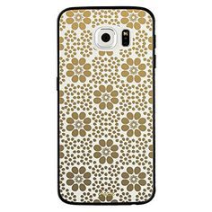 Sonix Case for Samsung Galaxy S6 Edge - Retail Packaging - Crochet Floral