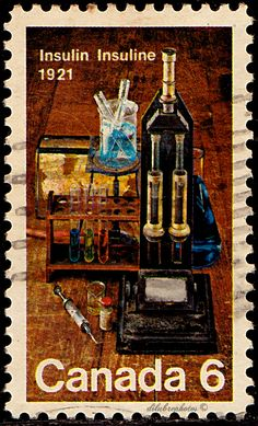Canada 1971 Francobolli Medicina - Medicine Stamps Diabete e Insulina - Diabetes and insulin Going Postal, Stamp Collecting, Types Of Art, 50th Anniversary, Postage Stamps, Discovery, Badge, Poster, Scrapbook