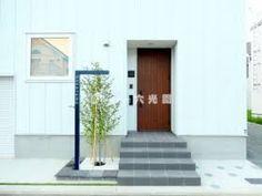 「シンプル 白 門柱」の画像検索結果
