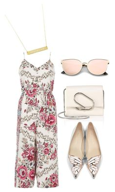"""Think Pink!"" by fhufyky on Polyvore featuring River Island, 3.1 Phillip Lim and Sophia Webster"