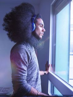 2018 Afro hairstyles for men Natural Hair Men, Curly Hair Men, Curly Hair Styles, Natural Hair Styles, Curly Afro, Kinky Hair, Black Men Hairstyles, Natural Afro Hairstyles, Men's Hairstyles