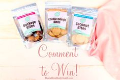 Tons of Goodness Giveaway, keto cookie dough, keto candy, keto snacks, low carb cookie dough, paleo snacks, gluten free cookie dough, healthy cookie dough