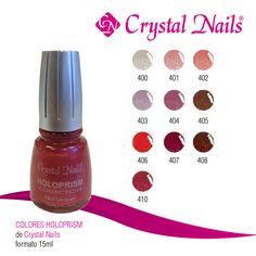#Colores #Holoprism de #CrystalNails