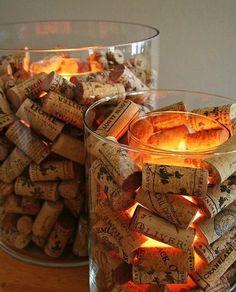 Винные пробки: идеи использования на кухне - KitchenMag.ru