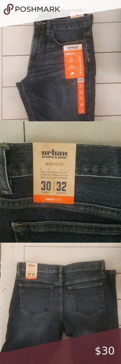 GLORIA VANDERBILT® 12 Harvest Rose Applique Straight Leg Jeans NWT $54