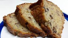 Banana Bread! A recipe that I find delightful.