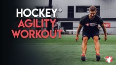 Hockey Workouts, Agility Workouts, Agility Training, Hockey Drills, Hockey Training, Sports Training, Agility Ladder Drills, Navy Seal Workout, 30 Minute Cardio