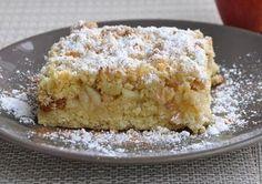 Μηλόπιτα ψιχουλιαστή - Η καλύτερη που έχετε φάει! Apple Pie Recipes, Sweets Recipes, Fruit Recipes, Baking Recipes, Cake Recipes, Apple Pies, Recipies, Greek Sweets, Greek Desserts
