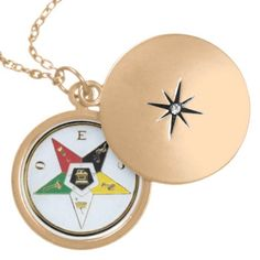 Order Of The Eastern Stars light Lockets..  Let there be light