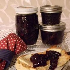 Blueberry Pie in a Jar -It's virtually identical to the costly canned pie filling found in the grocery store