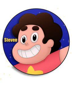 Steven Universe Pin by BrittanysDesigns.deviantart.com on @deviantART