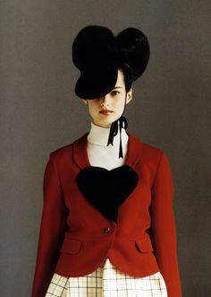Vivienne Westwood by Cindy Palmano, 1987.