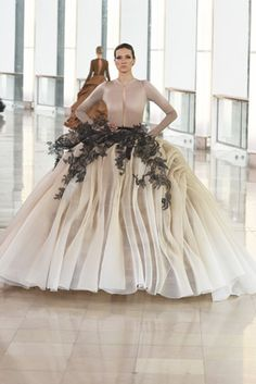 Couture Spring-Summer 2015: Stéphane Rolland | Via WWD.com