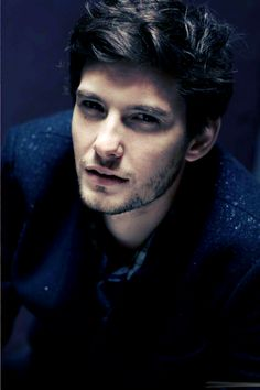 Ok Ben Barnes. You win. You're gorgeous. I admit it.