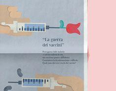 """Check out new work on my @Behance portfolio: """"Illustrazione """" Vaccini"""""""" http://be.net/gallery/57447289/Illustrazione-Vaccini"""