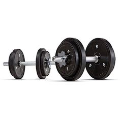 Marcy ADS-42 ECO Iron 40 lb. Adjustable Dumbbell Set - http://adjustabledumbbellstoday.com/marcy-ads-42-eco-iron-40-lb-adjustable-dumbbell-set/