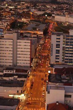 Ponta Grossa, Paraná (South)